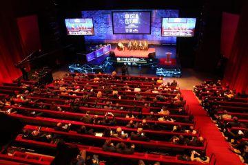 Video LED Screens NFL Event