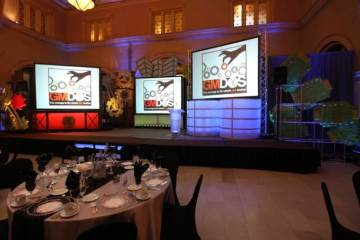 Corporate Meeting Production & Stage Design