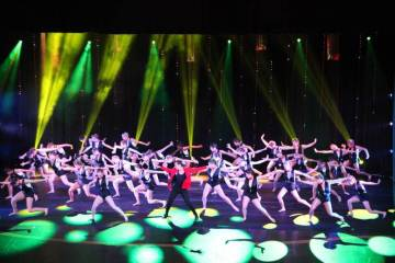 Dance Competition Lighting Production